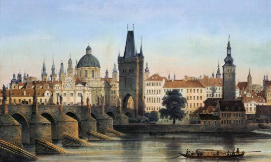 Obrázek k akci Hudební Praha