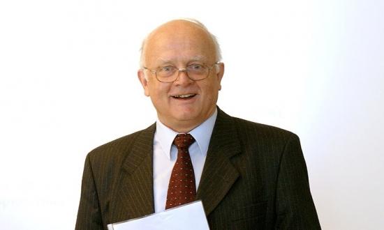Prof. Helmut Renöckl © Lubor Mrázek