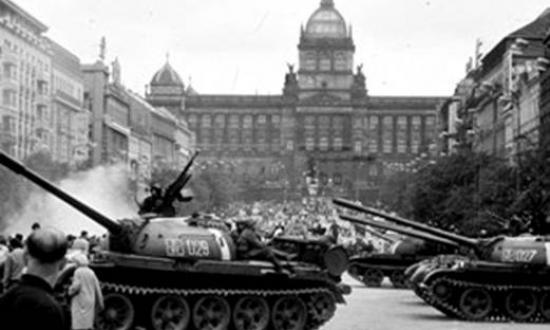 Obrázek k akci Franz Goëss: Praha 1968