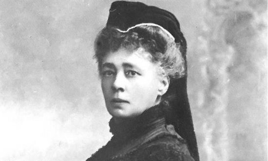 Obrázek k akci Bertha von Suttner slovem i obrazem