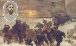 Obrázek k akci Julius Payer, nejslavnější teplický rodák