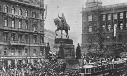 (c) Honzík, Miroslav - Léta zkázy a naděje, 28. říjen 1918