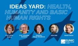 Ideas Yard: Talking about Europe