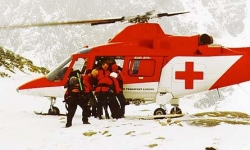 Obrázek k akci Bezpečnost pohybu horolezců v Alpách