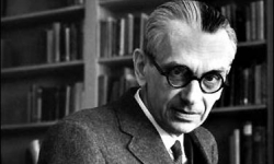 Kurt Gödel, © elearn.jku.at