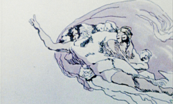 Maria Lassnig, Art Education (c) sixpackfilm